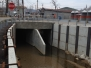 Box Culvert Extensions, Retaining Walls, Sidewalk, Curb and Gutter